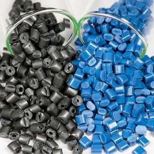 Distribuidor de polietileno de alta densidade reciclado