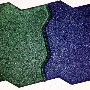 Borracha de silicone transparente